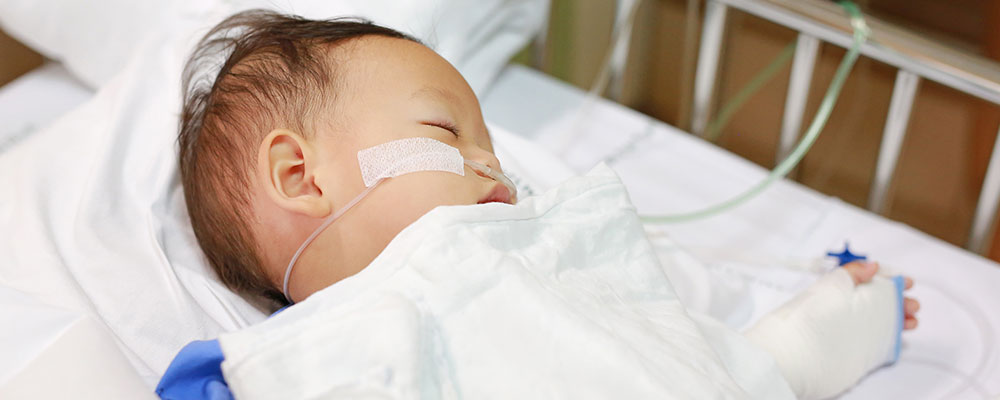 Cook County neonatal stroke injury lawyer